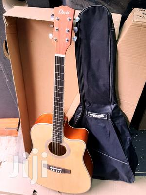 Size 40 Acoustic Guitar And Guitar Bag   Musical Instruments & Gear for sale in Nairobi, Nairobi Central