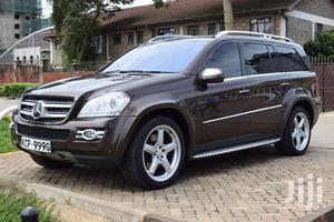 Mercedes-Benz GL Class 2012 GL 550 Brown | Cars for sale in Nairobi, Kilimani