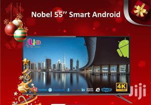 Nobel 55inches Smart 4K Android Frameless TV | TV & DVD Equipment for sale in Nairobi, Nairobi Central