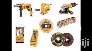 9 Piece Combo Offer Drill Grinder Jigsaw And Accessories   Electrical Hand Tools for sale in Nairobi, Nairobi Central