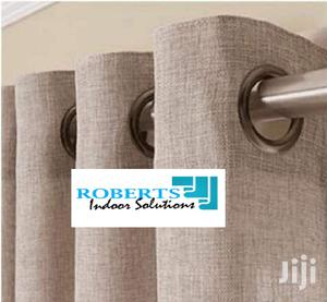 Beige Linen Curtains   Home Accessories for sale in Nairobi, Nairobi Central