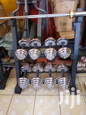 Dumbbells Adjustable   Sports Equipment for sale in Nairobi, Nairobi Central