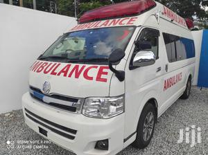 Toyota Hiace Ambulance 2015 White For Sale | Buses & Microbuses for sale in Mombasa, Tudor