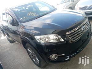Toyota Vanguard 2013 Black   Cars for sale in Mombasa, Tudor