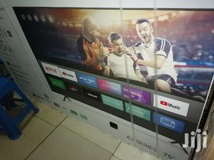 Hisense 75 Inch Smart 4k Uhd Led TV | TV & DVD Equipment for sale in Nairobi, Nairobi Central