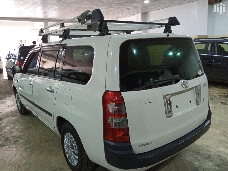Toyota Succeed 2014 White | Cars for sale in Tudor, Mombasa, Kenya