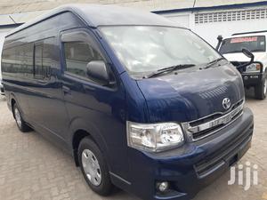 Toyota HiAce 2012 Blue | Buses & Microbuses for sale in Mombasa, Mvita
