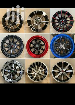 Colourfull Sports Rims Size 15set | Vehicle Parts & Accessories for sale in Nairobi, Nairobi Central