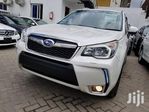Subaru Forester 2014 White   Cars for sale in Mombasa, Mvita