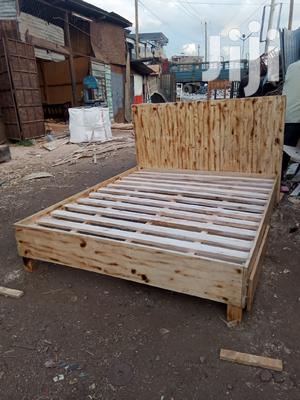 Pallet Bed | Furniture for sale in Nairobi, Roysambu