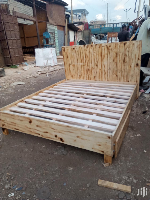 Pallet Bed | Furniture for sale in Roysambu, Nairobi, Kenya
