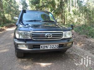 Toyota Land Cruiser Prado 2003 Black   Cars for sale in Nairobi, Nairobi Central