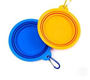 Collapsible Bowl for Cat and Dogs | Pet's Accessories for sale in Mombasa, Mvita