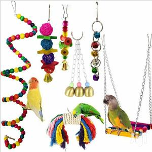 Budgies and Lovebirds Set Toy | Pet's Accessories for sale in Mvita, Majengo