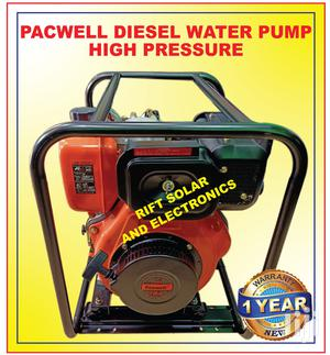 Pacwell 3 Inch Diesel Water Pump High Pressure Brand New | Electrical Equipment for sale in Nairobi, Nairobi Central