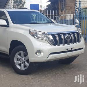 Toyota Land Cruiser Prado 2014 White | Cars for sale in Nairobi, Karen