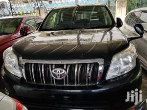 Toyota Land Cruiser Prado 2014 Black   Cars for sale in Mombasa, Mvita