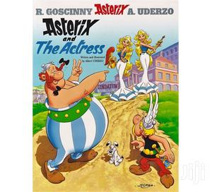 Asterix and the Actress by Rene Goscinny, Albert Uderzo | Books & Games for sale in Kericho, Cheboin