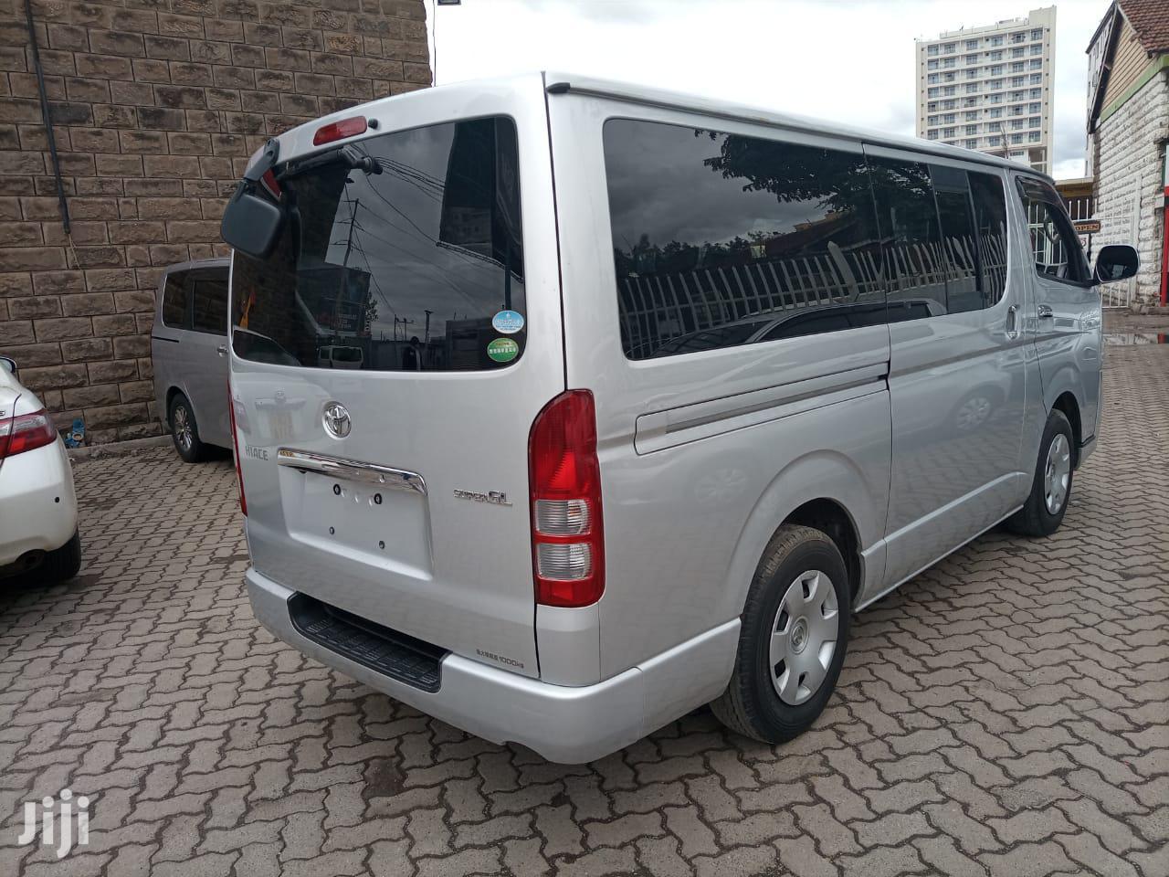 Toyota Hiace 2013 Silver | Buses & Microbuses for sale in Kilimani, Nairobi, Kenya