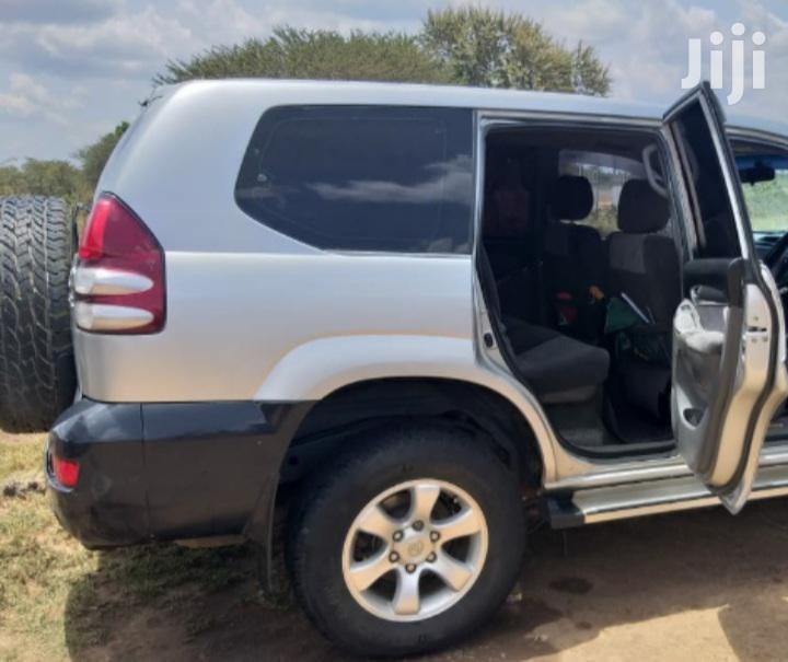 Toyota Land Cruiser Prado 2005 Silver   Cars for sale in Suswa, Narok, Kenya