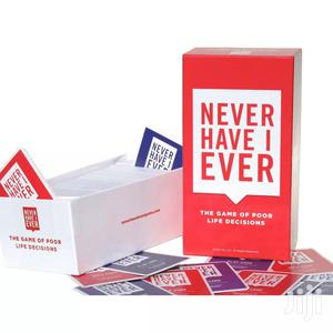 Never Have I Ever Card Game | Books & Games for sale in Nairobi, Nairobi Central