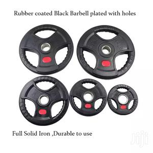 Long-Lasting Olympic Barbell Weights | Sports Equipment for sale in Nairobi, Westlands