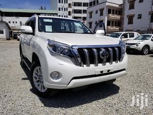 Toyota Land Cruiser Prado 2015 GXL White   Cars for sale in Mombasa, Mvita