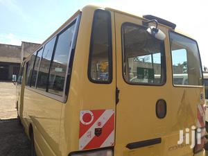 Toyota Coaster 2013 Yellow   Buses & Microbuses for sale in Kakamega, Sheywe