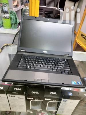 Laptop Dell Latitude E5510 4GB Intel Core i5 HDD 320GB   Laptops & Computers for sale in Nairobi, Nairobi Central