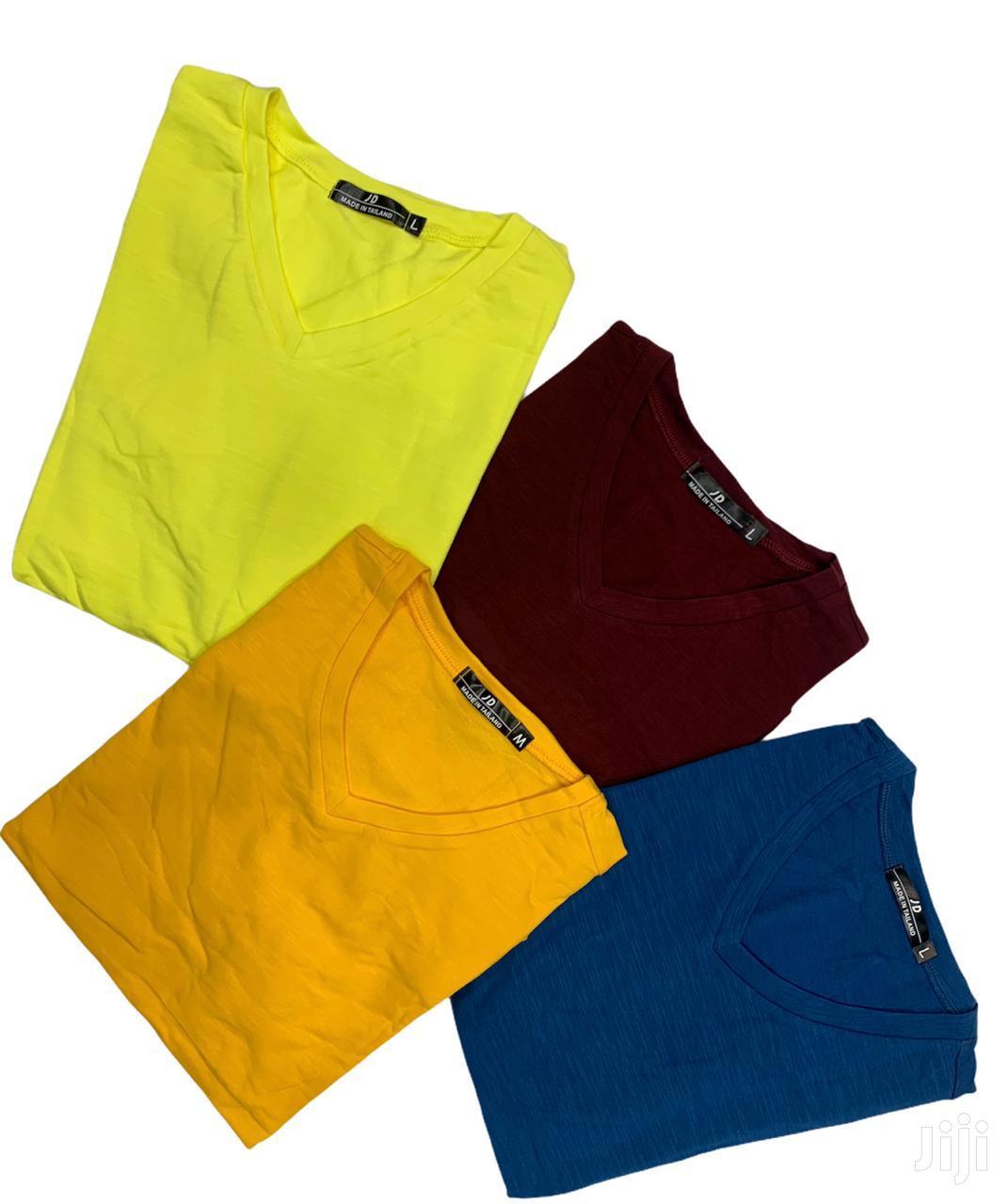 Plain T-shirts Available   Clothing for sale in Nairobi Central, Nairobi, Kenya
