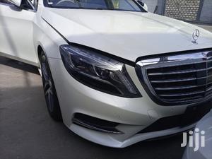 Mercedes-Benz S Class 2014 White   Cars for sale in Mombasa, Mvita