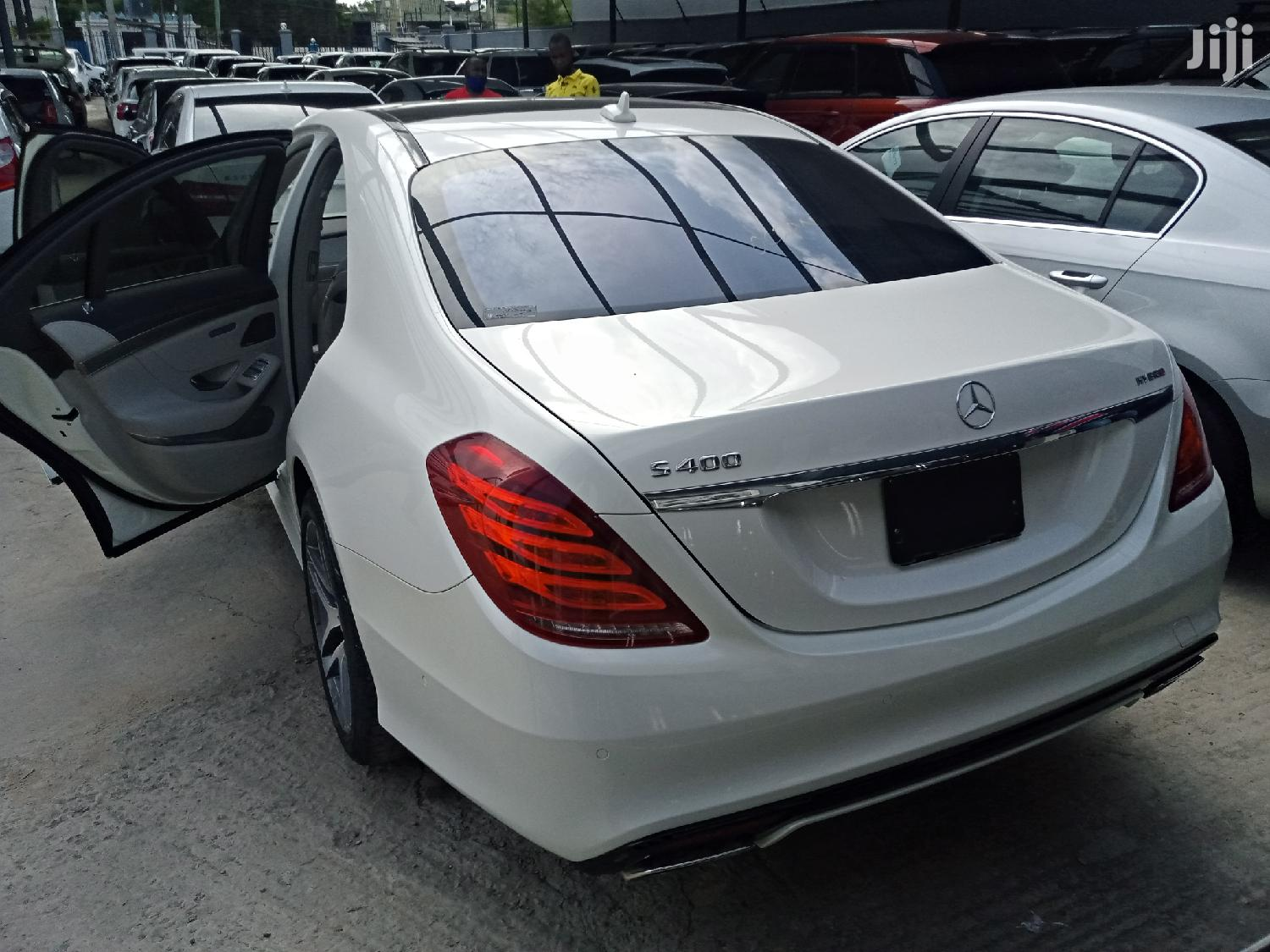 Archive: Mercedes-Benz S Class 2014 White