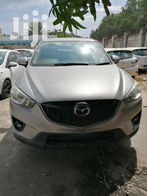 Mazda CX-5 2014 Silver   Cars for sale in Mombasa, Mvita