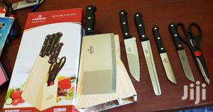 Rashnik 7pc Knife Sets | Kitchen & Dining for sale in Mombasa, Mvita
