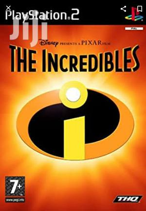 Playstation 2 Game~ the Incredibles   Video Games for sale in Nairobi, Lavington