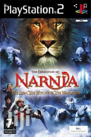 Playstation 2 Game~The Chronicles of Narnia   Video Games for sale in Nairobi, Lavington