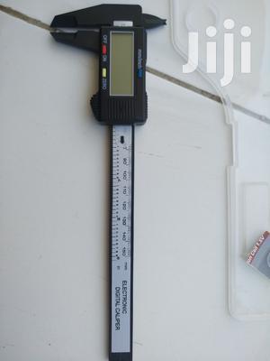 "6"" Carbon Fibre Composite Digital Vernier Caliper | Measuring & Layout Tools for sale in Kiambu, Ruiru"