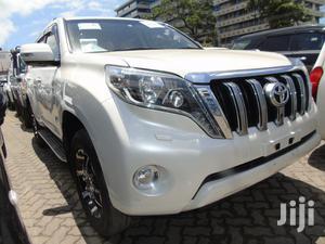 Toyota Land Cruiser Prado 2016 GX White   Cars for sale in Nyali, Ziwa la Ngombe