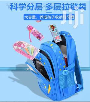 Bug Capacity Orthopedic School Backpack From Grade 1_4 | Babies & Kids Accessories for sale in Nairobi, Parklands/Highridge