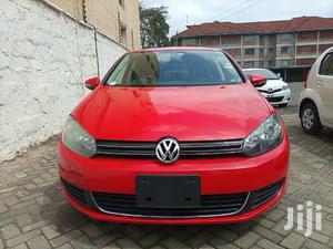 Volkswagen Golf 2012 Red | Cars for sale in Nairobi, Kilimani