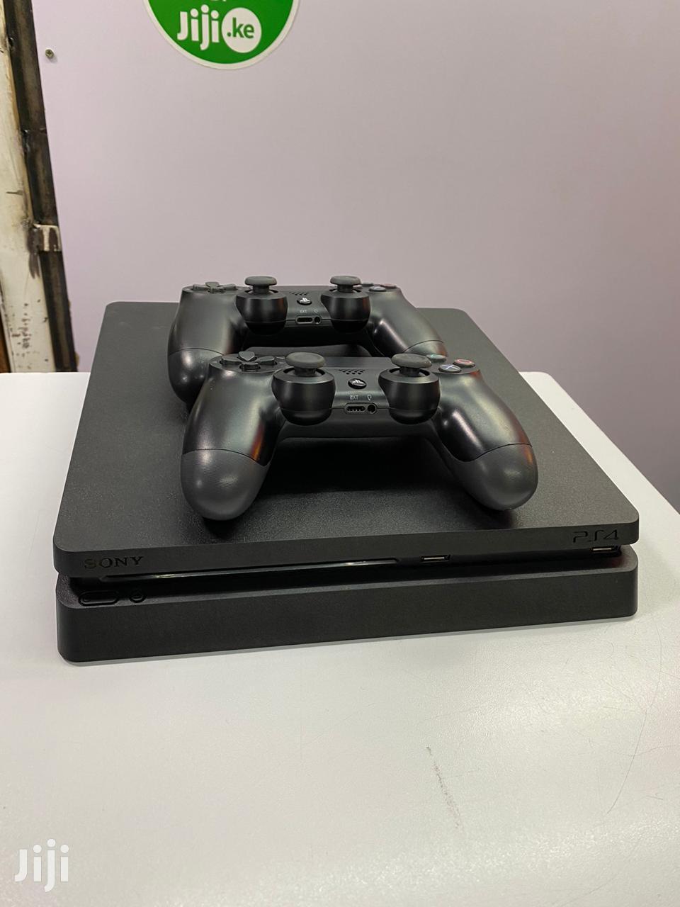 Playstation 4. Slim 500gb
