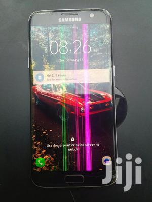 Samsung Galaxy S7 edge 32 GB Black   Mobile Phones for sale in Mombasa, Kisauni