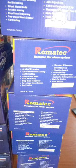 Romatec Car Alarms   Vehicle Parts & Accessories for sale in Nairobi, Nairobi Central