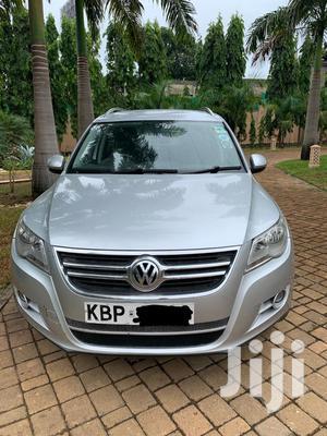 Volkswagen Tiguan 2013 Silver | Cars for sale in Mombasa, Mvita