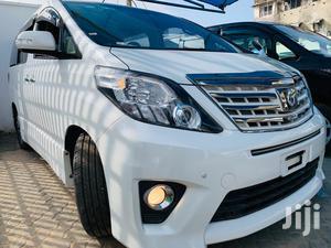 Toyota Alphard 2013 White | Cars for sale in Mvita, Majengo