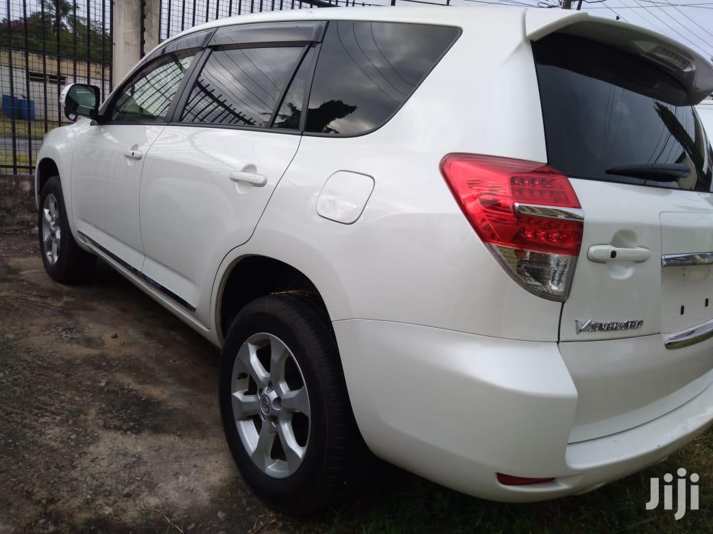 Toyota Vanguard 2014 White | Cars for sale in Mvita, Mombasa, Kenya