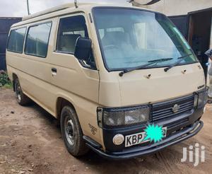 Nissan Urvan Year 2011 Beige For Sale | Buses & Microbuses for sale in Nairobi, Parklands/Highridge