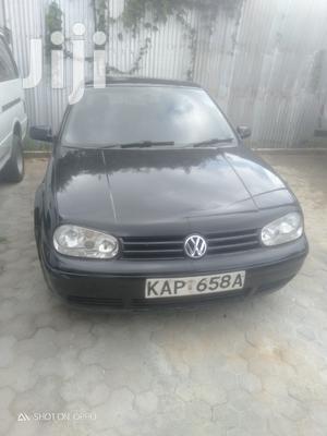 Volkswagen Golf 2000 Black | Cars for sale in Mombasa, Mvita