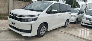 Toyota Voxy 2014 White | Cars for sale in Mombasa, Tudor