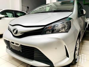 Toyota Vitz 2014 Silver   Cars for sale in Mvita, Majengo